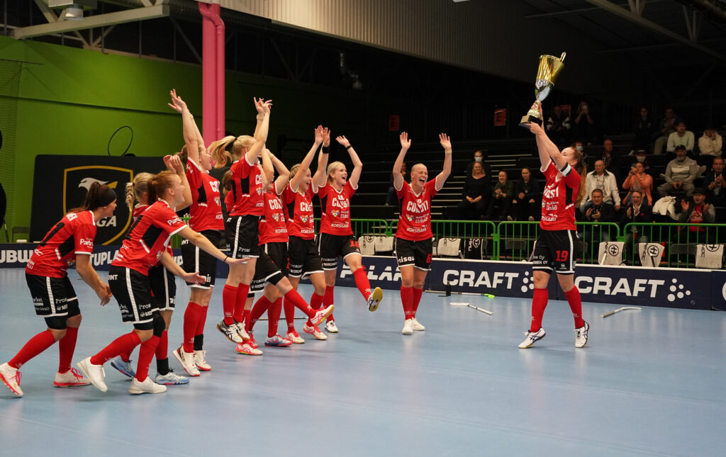 Supercup salibandy 2020 women