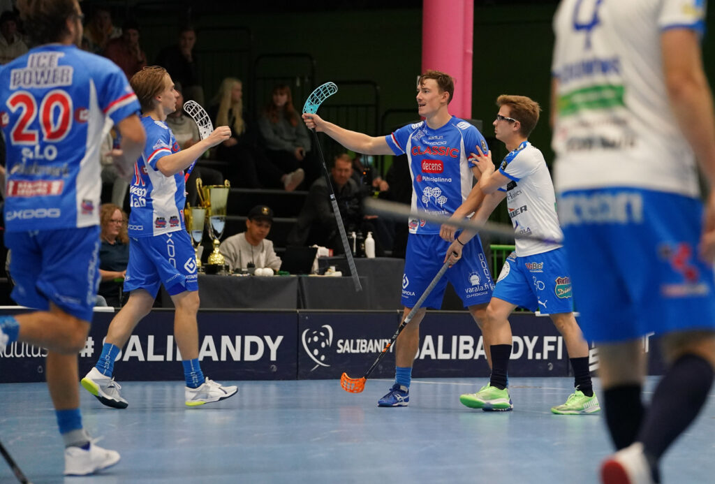 Supercup salibandy 2020 men
