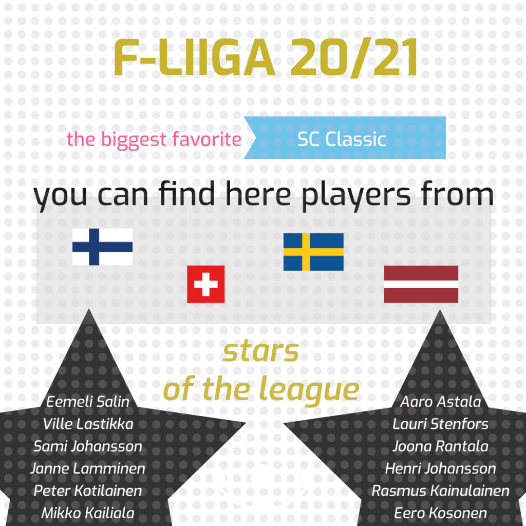 preseason fliiga floorball